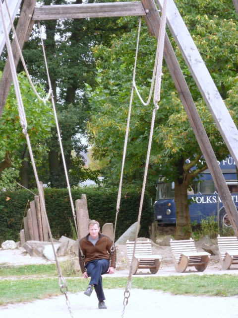 N on the swings